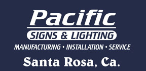 Santa Rosa Signs by Pacific Signs and Lighting logo